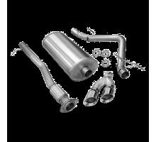Zenit exhaust system